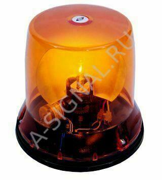 Проблесковый маячок оранжевого цвета цена